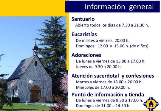 Info general Pastoral