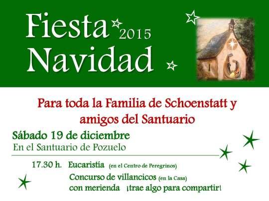 Fiesta de Navidad 2015