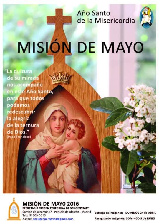 Misión Mayo 2016 Boletín1